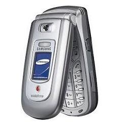 Usuñ simlocka kodem z telefonu Samsung ZV30