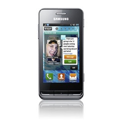 Usuñ simlocka kodem z telefonu Samsung Wave 723