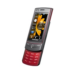 Usuñ simlocka kodem z telefonu Samsung S8300v