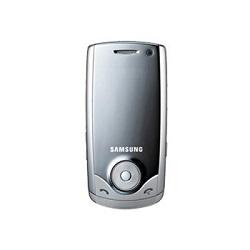 Usuñ simlocka kodem z telefonu Samsung U700