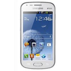 Usuñ simlocka kodem z telefonu Samsung GT-S7562