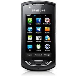 Usuñ simlocka kodem z telefonu Samsung Monte