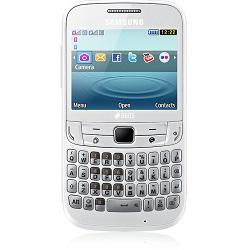 Usuñ simlocka kodem z telefonu Samsung Ch@t 357 Duos
