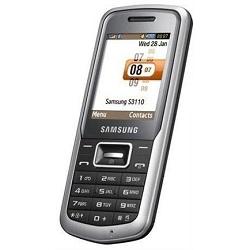 Usuñ simlocka kodem z telefonu Samsung S3110