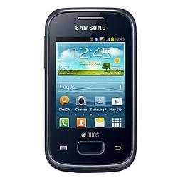 Usuñ simlocka kodem z telefonu Samsung Galaxy Y Plus S5303
