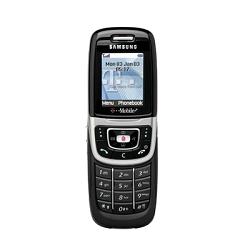 Usuñ simlocka kodem z telefonu Samsung E635