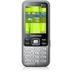 Usuñ simlocka kodem z telefonu Samsung C3322