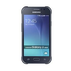 Usuñ simlocka kodem z telefonu Samsung Galaxy J1 Ace
