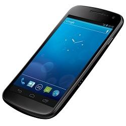 Usuñ simlocka kodem z telefonu Samsung Galaxy Nexus i515
