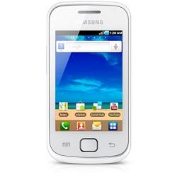 Usuñ simlocka kodem z telefonu Samsung S5660 Galaxy Gio