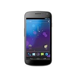 Usuñ simlocka kodem z telefonu Samsung Galaxy Nexus LTE