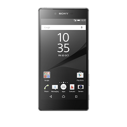 Usuñ simlocka kodem z telefonu Sony Xperia Z5 Premium
