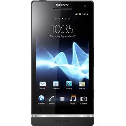 Usuñ simlocka kodem z telefonu Sony LT26i