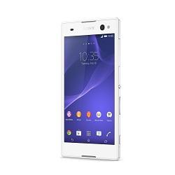 Usuñ simlocka kodem z telefonu Sony Xperia C3 Dual