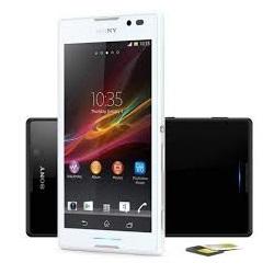 Usuñ simlocka kodem z telefonu Sony S39h