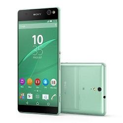 Usuñ simlocka kodem z telefonu Sony Xperia C5 Ultra Dual