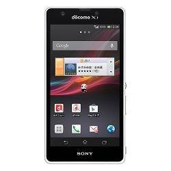 Usuñ simlocka kodem z telefonu Sony SO-04e