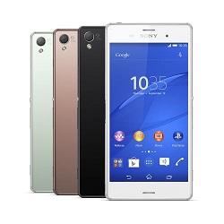 Usuñ simlocka kodem z telefonu Sony Xperia Dual Z3+