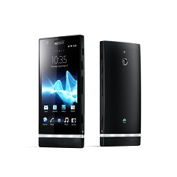 Usuñ simlocka kodem z telefonu Sony Xperia P