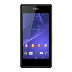 Usuñ simlocka kodem z telefonu Sony Xperia E3 Dual