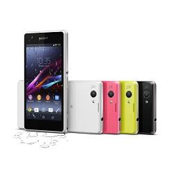 Usuñ simlocka kodem z telefonu Sony Xperia Z1 mini