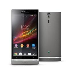 Usuñ simlocka kodem z telefonu Sony Xperia SL