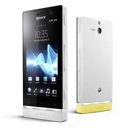 Usuñ simlocka kodem z telefonu Sony ST25a