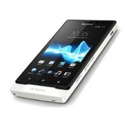 Usuñ simlocka kodem z telefonu Sony Xperia Sola