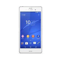 Usuñ simlocka kodem z telefonu Sony Xperia Z3
