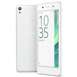 Usuñ simlocka kodem z telefonu Sony Xperia E5