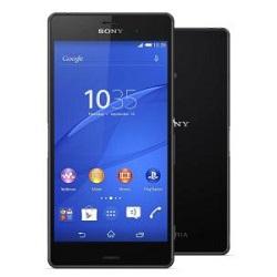 Usuñ simlocka kodem z telefonu Sony Xperia Z3 Dual