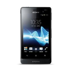 Usuñ simlocka kodem z telefonu Sony Xperia Go