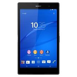 Usuñ simlocka kodem z telefonu Sony Xperia Z3 Tablet Compact