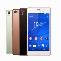 Usuñ simlocka kodem z telefonu Sony D6603