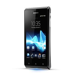 Usuñ simlocka kodem z telefonu Sony Xperia J