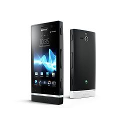 Usuñ simlocka kodem z telefonu Sony Xperia U