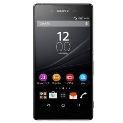 Usuñ simlocka kodem z telefonu Sony Xperia Z4 SOV31