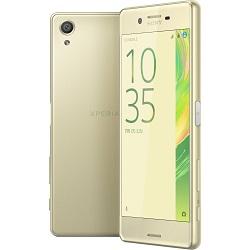 Usuñ simlocka kodem z telefonu Sony F5121