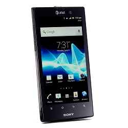 Usuñ simlocka kodem z telefonu Sony Ion