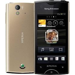 Usuñ simlocka kodem z telefonu Sony-Ericsson Xperia Ray