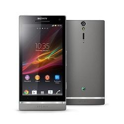 Usuñ simlocka kodem z telefonu Sony-Ericsson Xperia SL