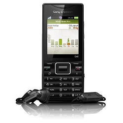 Usuñ simlocka kodem z telefonu Sony-Ericsson J10i2