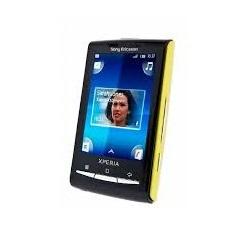 Usuñ simlocka kodem z telefonu Sony-Ericsson E10i