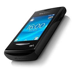 Usuñ simlocka kodem z telefonu Sony-Ericsson W150i
