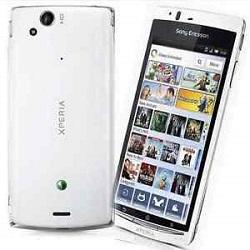 Usuñ simlocka kodem z telefonu Sony-Ericsson Xperia Arc S