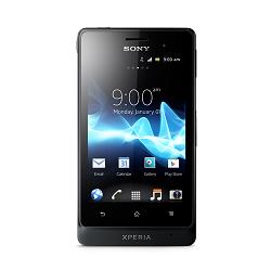 Usuñ simlocka kodem z telefonu Sony-Ericsson Xperia Go