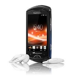 Usuñ simlocka kodem z telefonu Sony-Ericsson WT18i