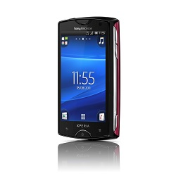 Usuñ simlocka kodem z telefonu Sony-Ericsson Xperia mini