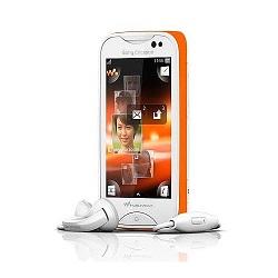 Usuñ simlocka kodem z telefonu Sony-Ericsson Mix Walkman