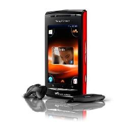 Usuñ simlocka kodem z telefonu Sony-Ericsson W8 Walkman